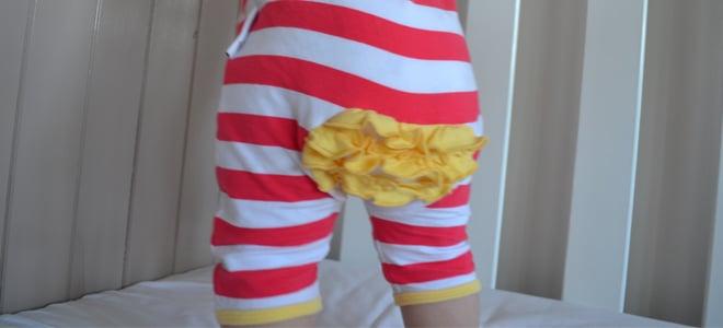 lil zippers ruffles