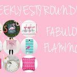 Weekly etsy roundup: fabulous flamingos