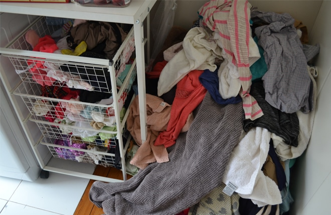 confessions from my laundry