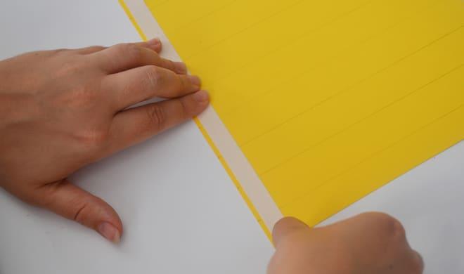 kids craft idea step by step