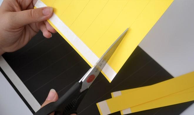 kids craft idea paper chains