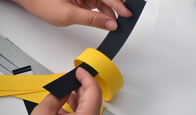 kdis craft idea paper chains