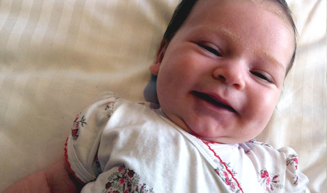 How to take awesome DIY baby photos