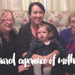 The shared experience of motherhood
