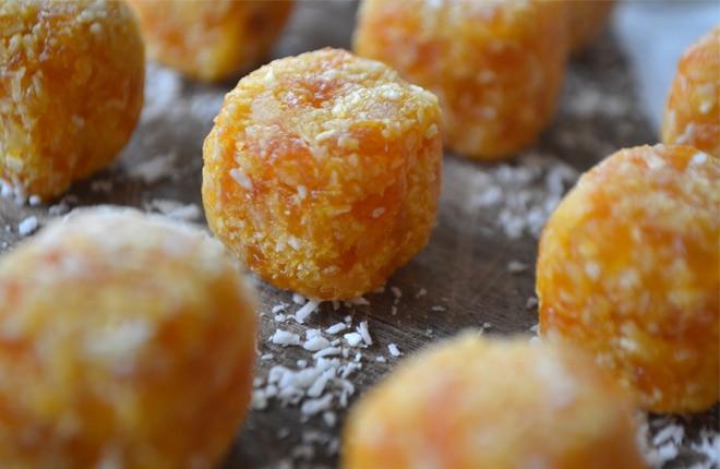 apricot balls