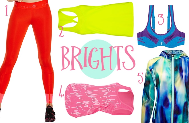bright activewear