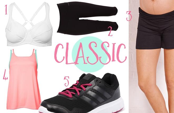 classic ladies sportswear