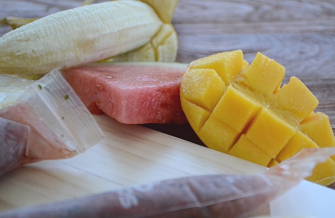 Three Fresh And Fruity Ice Block Recipes The Kids Will Love