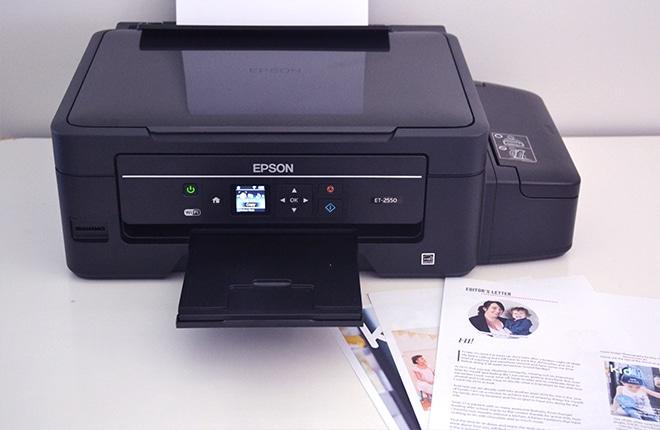 Epson EcoTank Compact Printer