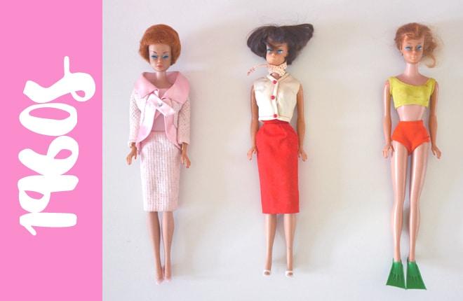 1960s barbie