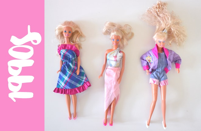 1990s barbie