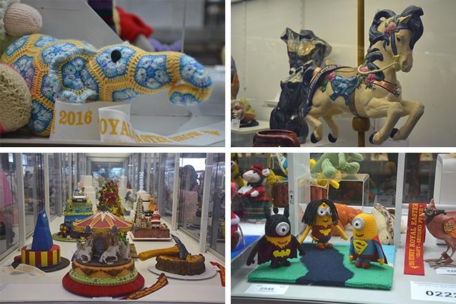 Sydney Royal Easter Show Arts & Crafts