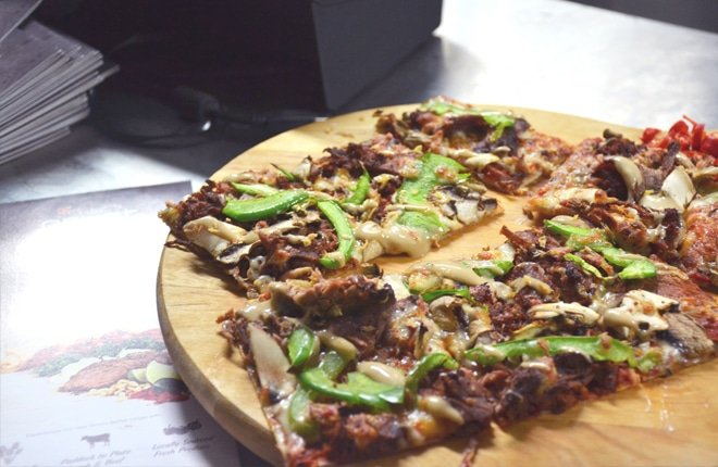 Crust simply better Wagyu Shoga