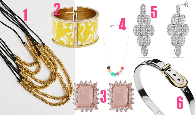 Date night outfits jewellery