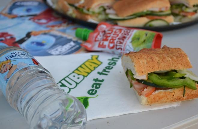 Subway KidsPak