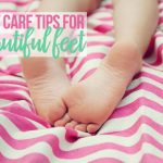 Foot care tips for beautiful feet