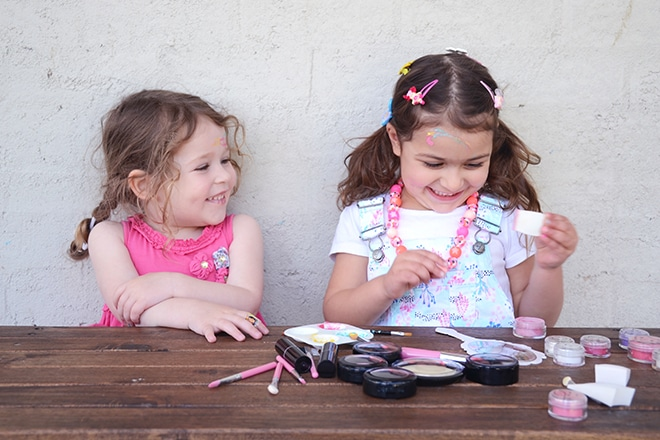 best kids makeup