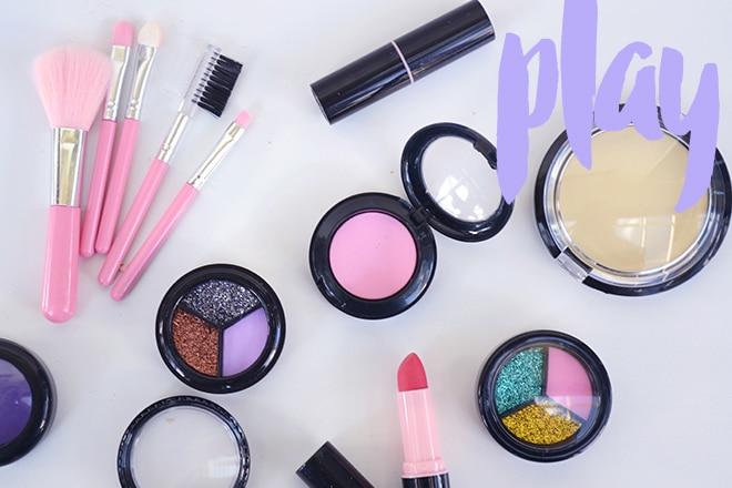 little makeup lovers kids makeup review
