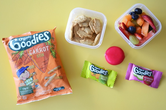 five toddler snack hacks