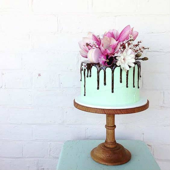 Party trends - drip cakes