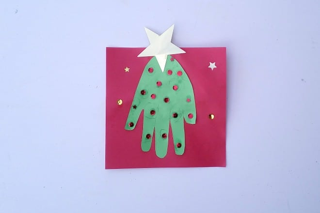 simple christmas craft