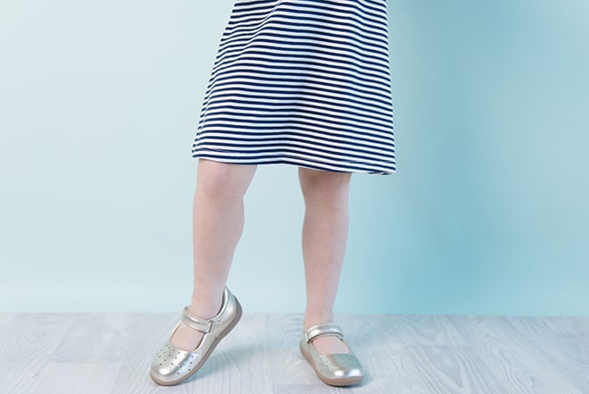 Clarks Starlet kids shoes